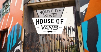 HOUSE OF VANS – SYDNEY | VIDEO