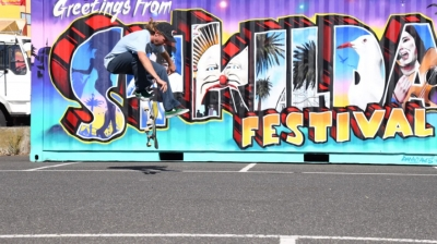 ST. KILDA FEST RAMP JAM | VIDEO