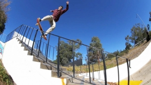 NEW SOUTH WALES – RED BULL SKATE OF ORIGIN | VIDEO
