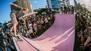 VOLCOM PINK HOTEL: RAW FOOTAGE | VIDEO