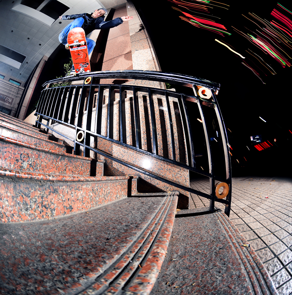 Geoff Campbell 180 Nosegrind 950