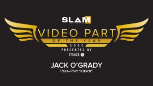 JACK O'GRADY – VIDEO PART OF THE YEAR | 2020
