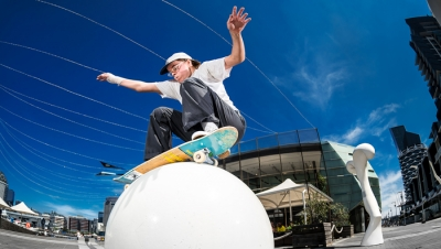 THE SKATE WITCHES – PORTAL TO MELBOURNE | VIDEO