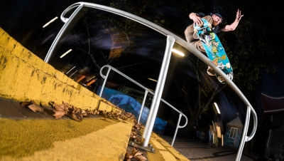 QUEENSLAND – RED BULL SKATE OF ORIGIN | VIDEO