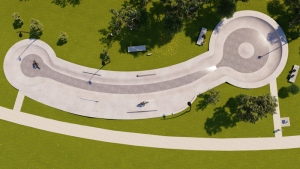 COUNCIL BALLS-UP WITH COCK-SHAPED SKATEPARK DESIGN