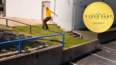 VIDEO PART OF THE YEAR – CHIMA FERGUSON | 2019