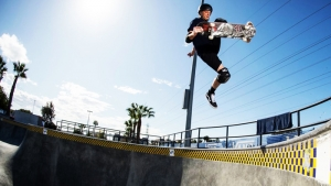 TONY HAWK JOINS THE VANS TEAM