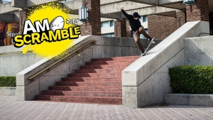 "GABBERS ""AM SCRAMBLE"" 