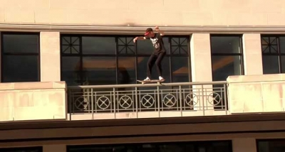 DANE BARKER WELCOME TO CONVERSE CONS | VIDEO