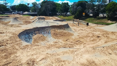 SKATEPARKS CLOSED TO SLOW THE SPREAD OF COVID-19