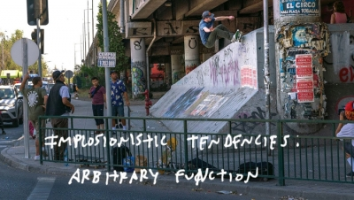 ANTIHERO – ARBITRARY FUNCTION | VIDEO