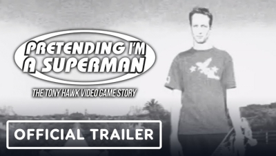 PRETENDING I'M A SUPERMAN – THE TONY HAWK VIDEO GAME STORY | TRAILER