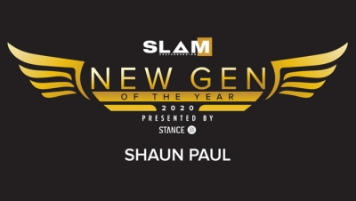 SHAUN PAUL – NEW GEN OF THE YEAR | 2020